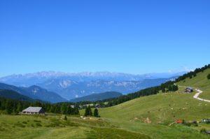 Bergsommer am Jochgrimm